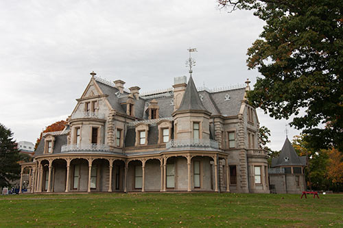 photo of Lockwood-Mathews Mansion Museum.