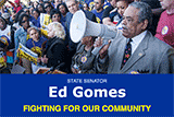Image of Senator Gomes' E-News